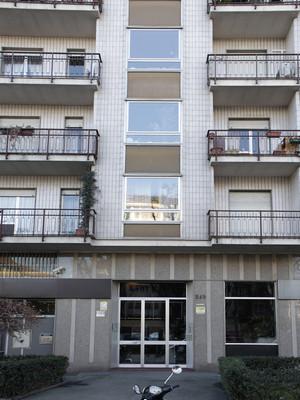 Edificio residenziale, ex stabilimento Viberti