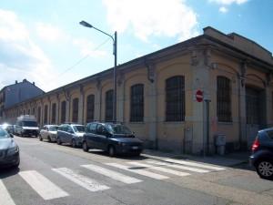 Pietro Fenoglio, Ex fonderie e smalterie Ballada, 1906. Fotografia L&M, 2011.