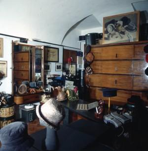 Viarani, cappelleria, interno, Fotografia di Marco Corongi, 2001 ©Politecnico di Torino