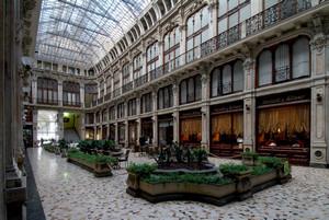 La Galleria Subalpina (particolare). Fotografia di Fabrizia Di Rovasenda, 2010. © MuseoTorino.