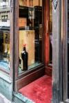 Antiche Bottiglie, ex Tipografia Rosso Arti Grafiche, particolare dell'ingresso, 2018 © Archivio Storico della Città di Torino