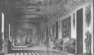 Pietro Ayres, L'Armeria Reale, 1837. © Armeria Reale