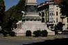 Luigi Belli, Monumento alla spedizione di Crimea (particolare), 1888. Fotografia di Dario Lanzardo, 2010. © MuseoTorino.