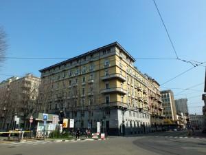 Edificio di civile abitazione già Istituto di cura Gas Octozonico