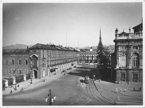 Palazzo delle Regie Segreterie di Stato. © Archivio Storico della Città di Torino