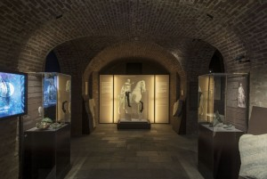 Frammenti della statua equestre di Valerio Clemente?