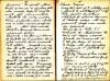 Diario dell'Istituto Lorenzo Prinotti, 1945. ASCT, Fondo Prinotti cart. 31 fasc. 11, 10, pp. 112-113. © Archivio Storico della Città di Torino
