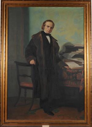 Vincenzo Gioberti (Torino 5 aprile 1801 - Parigi 26 ottobre 1852)