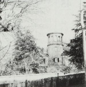 Villa Magri, già Vigna la Margherita