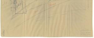 Bombardamenti aerei. Censimento edifici danneggiati o distrutti. ASCT Fondo danni di guerra inv. 2359 cart. 47 fasc. 4 seconda parte. © Archivio Storico della Città di Torino