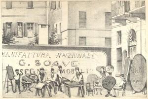 Locali storici: Negozi con solo