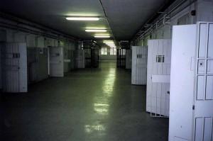 Braccio del carcere. Collezione privata Toppino.