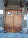 Giuseppe Maria Giulietti, Casa Rama, Via Cibrario 65, 1912. Particolare dell'ingresso. Fotografia L&M, 2011.