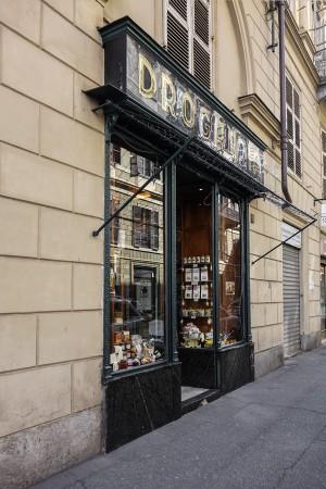 Antica drogheria, alimentari e teieria