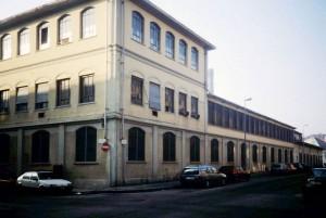 Ex Società Anonima Pettinatura Alta Italia. Fotografia di Agata Spaziante, 1997
