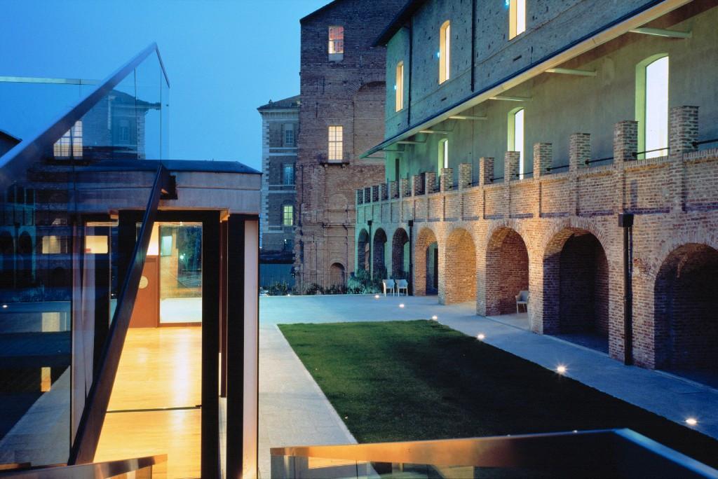 Castello di rivoli museotorino for Torino contemporanea
