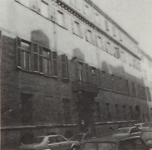 Casa Aix, via Bogino 12