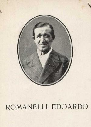 Edoardo Romanelli (1893-1945)