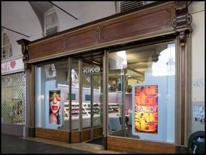 Kiko cosmetici, vista esterna, 2017 © Archivio Storico della Città di Torino