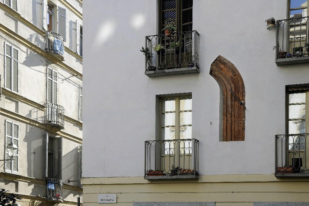 Casa Di Via Porta Palatina Museotorino