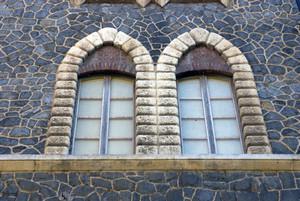 Caserma Dogali poi Alessandro La Marmora (particolare). Fotografia di Bruna Biamino, 2010. © MuseoTorino