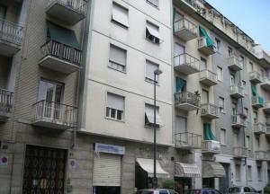 Edificio di civile abitazione in via Carlo Capelli 41