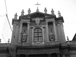 Chiesa di Santa Teresa. 2011. © MuseoTorino