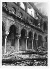 Via Pio V, Via Sant'Anselmo Sinagoga. Danni prodotti dall'incursione aerea del 20-21 novembre 1942. UPA 1891_9B03-07. © Archivio Storico della Città di Torino