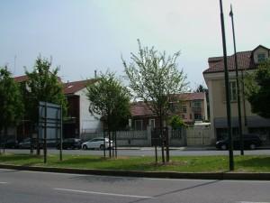 Edificio di civile abitazione in via Pietro Cossa 12