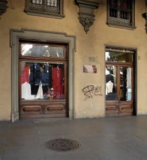 Primavera, veduta esterna, Fotografia di Marco Corongi, 2005 ©Politecnico di Torino