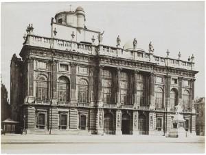 Palazzo Madama. © Archivio Storico della Città di Torino