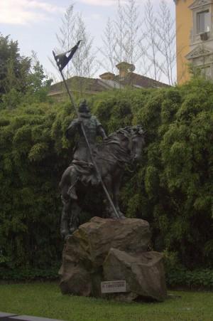 Monumento al conquistatore