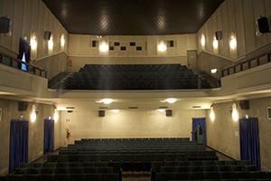 Interno Cinema Teatro Agnelli