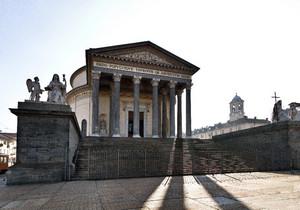 Chiesa della Gran Madre di Dio. Fotografia di Mattia Boero, 2010. © MuseoTorino.