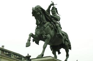 Monumento a Emanuele Filiberto, detto