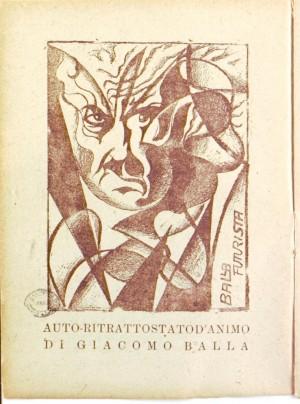 Giacomo Balla (Torino 1871 - Roma 1958)