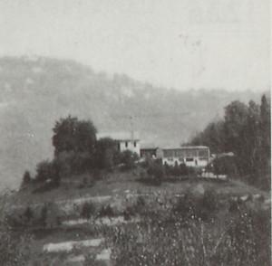 Villa Vischi, già Porcellana