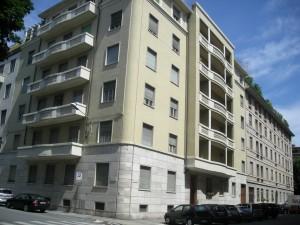 Edificio di civile abitazione in via Alfonso Lamarmora 40