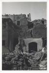 Via Giuseppe Verdi 16 (Via Po?). Comando del Distretto Militare di Torino. Effetti prodotti dai bombardamenti dell'incursione aerea dell'8 agosto 1943. UPA 3821_9E02-32. © Archivio Storico della Città di Torino/Archivio Storico Vigili del Fuoco