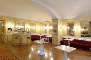 Ristorante del Cambio, interno, Fotografia di Marco Corongi, 2005 © Politecnico di Torino