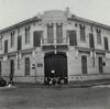 Scuola media B. Drovetti, già carrozzeria Rossi, poi stabilimento monoservizio