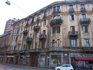 Casa Padrini via Cibrario