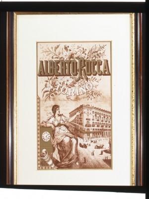 Rocca 1794, già Rocca Grandi Magazzini, manifesto, 1998 © Regione Piemonte