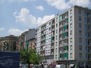 Edificio di civile abitazione Via Nizza 404. Fotografia di Daniele Trivella, 2013