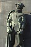 Monumento al Duca d'Aosta. Fotografia di Giuseppe Caiafa, 2011.