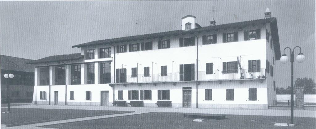 Cascina falchera museotorino for Planimetrie della casa padronale