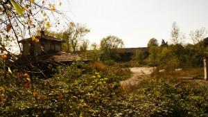 Abbadia di Stura. Fotografia di Edoardo Vigo, 2012.