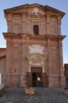 La chiesa della Visitazione di Maria Vergine e di San Barnaba. Fotografia di Mauro Raffini, 2010. © MuseoTorino.