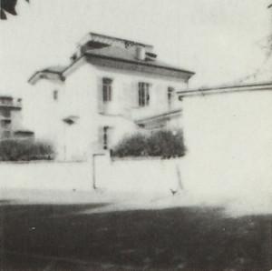 Villino in Via Tiziano 52, Corso Galilei
