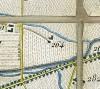 Cascina Spinetta, già Taschero. Antonio Rabbini, Topografia della Città e Territorio di Torino, 1840. © Archivio Storico della Città di Torino